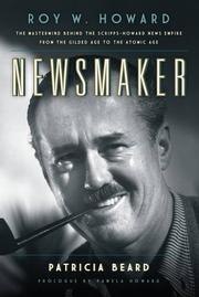 NEWSMAKER by Patricia Beard