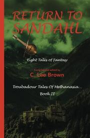RETURN TO SANDAHL by C. Lee Brown