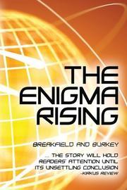 THE ENIGMA RISING Cover