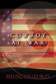 COWBOY AT WAR by Myung Un Lee