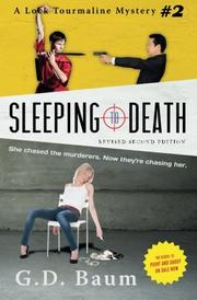 SLEEPING TO DEATH by G.D. Baum