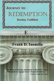 Journey to Redemption by Frank D. Iannella