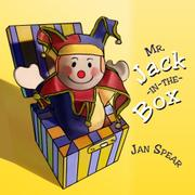 MR. JACK-IN-THE-BOX by Jan Spear