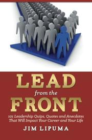 Lead From The Front by Jim Lipuma