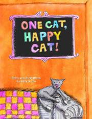 ONE CAT, HAPPY CAT! Cover