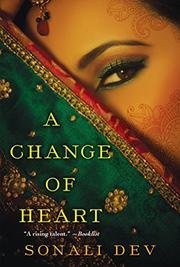 A CHANGE OF HEART by Sonali Dev