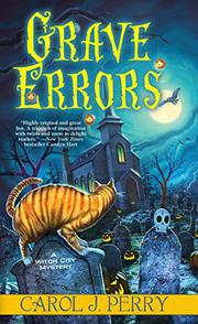 GRAVE ERRORS by Carol J. Perry