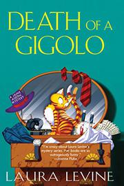 DEATH OF A GIGOLO by Laura Levine