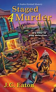 STAGED 4 MURDER  by J.C. Eaton