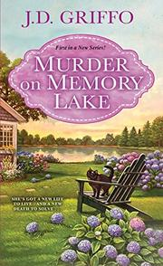 MURDER ON MEMORY LAKE  by J.D. Griffo