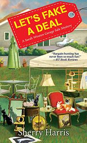 LET'S FAKE A DEAL  by Sherry Harris