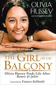 THE GIRL ON THE BALCONY by Olivia Hussey