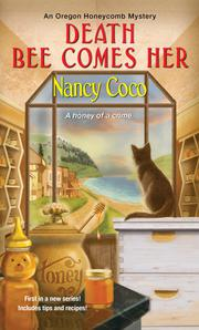 DEATH BEE COMES HER by Nancy Coco