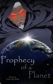 PROPHECY OF A PLANET by Barrington G. A.  Dyer