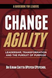 CHANGE AGILITY by Kiran Chitta