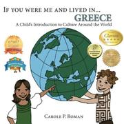 If You Were Me and Lived in...Greece by Carole P. Roman