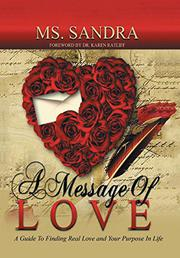 A MESSAGE OF LOVE by Sandra Brown