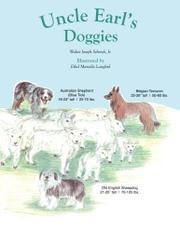 Uncle Earl's Doggies by Walter J. Schenck Jr.