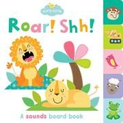 ROAR! SHH! by Martina Hogan