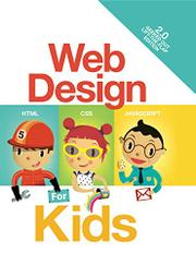 WEB DESIGN FOR KIDS by John C. Vanden-Heuvel Sr.