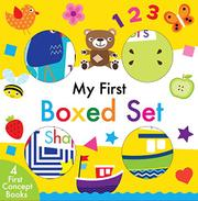 MY FIRST BOXED SET by Little Bee Books