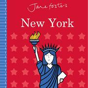 JANE FOSTER'S NEW YORK by Jane Foster