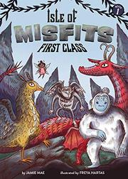 FIRST CLASS by Jamie Mae