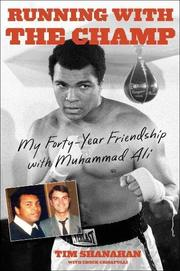 RUNNING WITH THE CHAMP by Tim Shanahan