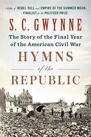 HYMNS OF THE REPUBLIC by S.C. Gwynne