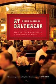AT BALTHAZAR by Reggie Nadelson