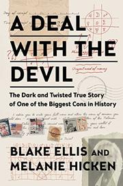 A DEAL WITH THE DEVIL by Blake Ellis