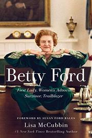 BETTY FORD by Lisa McCubbin