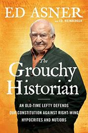 THE GROUCHY HISTORIAN by Ed Asner