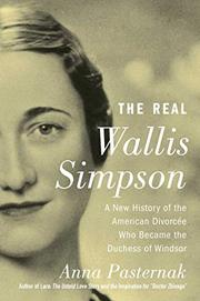 THE REAL WALLIS SIMPSON by Anna Pasternak