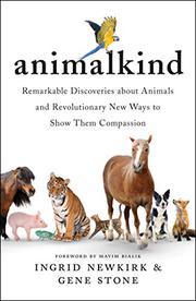 ANIMALKIND by Ingrid Newkirk