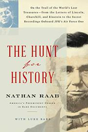 THE HUNT FOR HISTORY by Nathan Raab