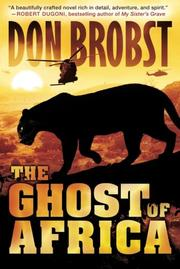 The Ghost of Africa Cover