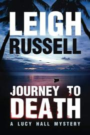 JOURNEY TO DEATH by Leigh Russell