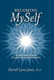 Becoming MySelf by Darrell Lynn Jones