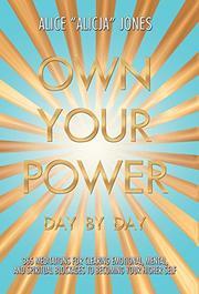OWN YOUR POWER by Alice Alicja Jones