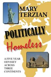 Politically Homeless by Mary Terzian
