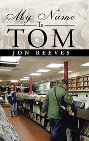 My Name Is Tom Cover