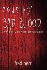 Cousins' Bad Blood by Fred Berri