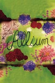 ALLIUM Cover
