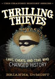 THRILLING THIEVES by Brianna DuMont