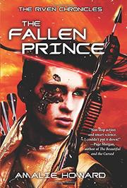 THE FALLEN PRINCE by Amalie Howard