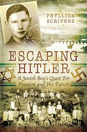 ESCAPING HITLER by Phyllida Scrivens