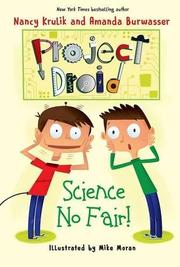 SCIENCE NO FAIR! by Nancy Krulik