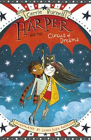 HARPER AND THE CIRCUS OF DREAMS by Cerrie Burnell