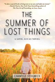 THE SUMMER OF LOST THINGS by Chantele Sedgwick